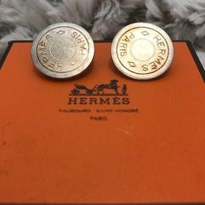 Vintage Hermes earrings